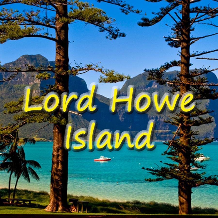 L1 - Lord Howe Island