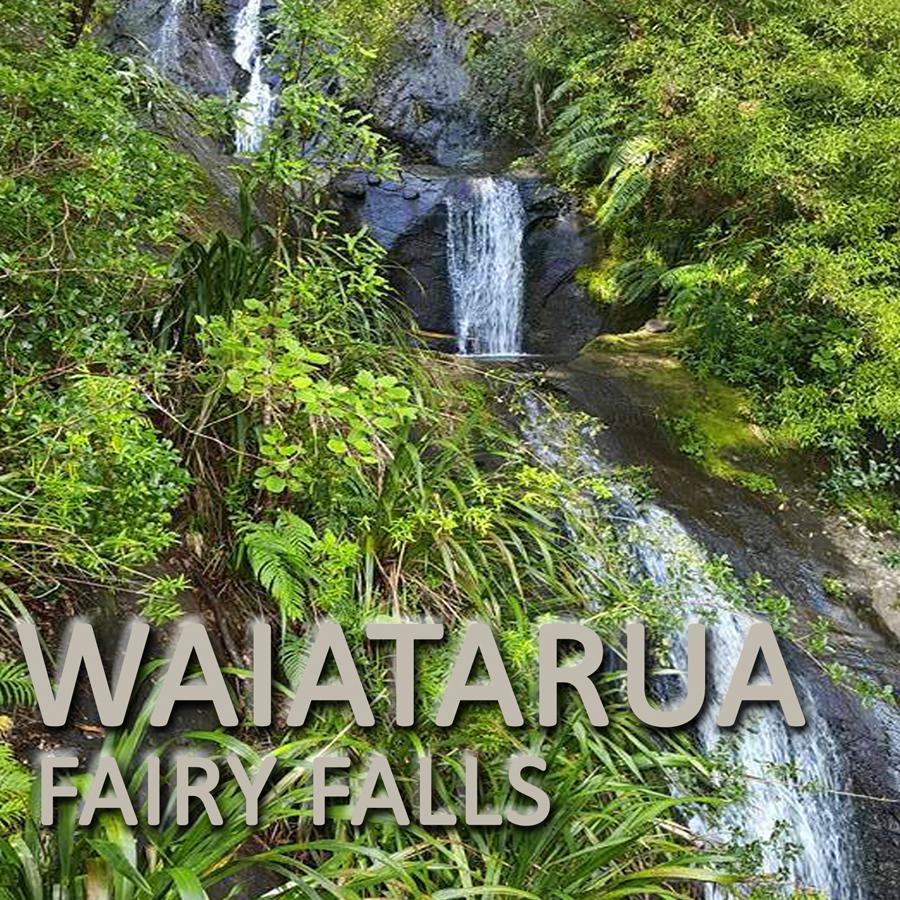 W2 - Waiatarua, Fairy Falls