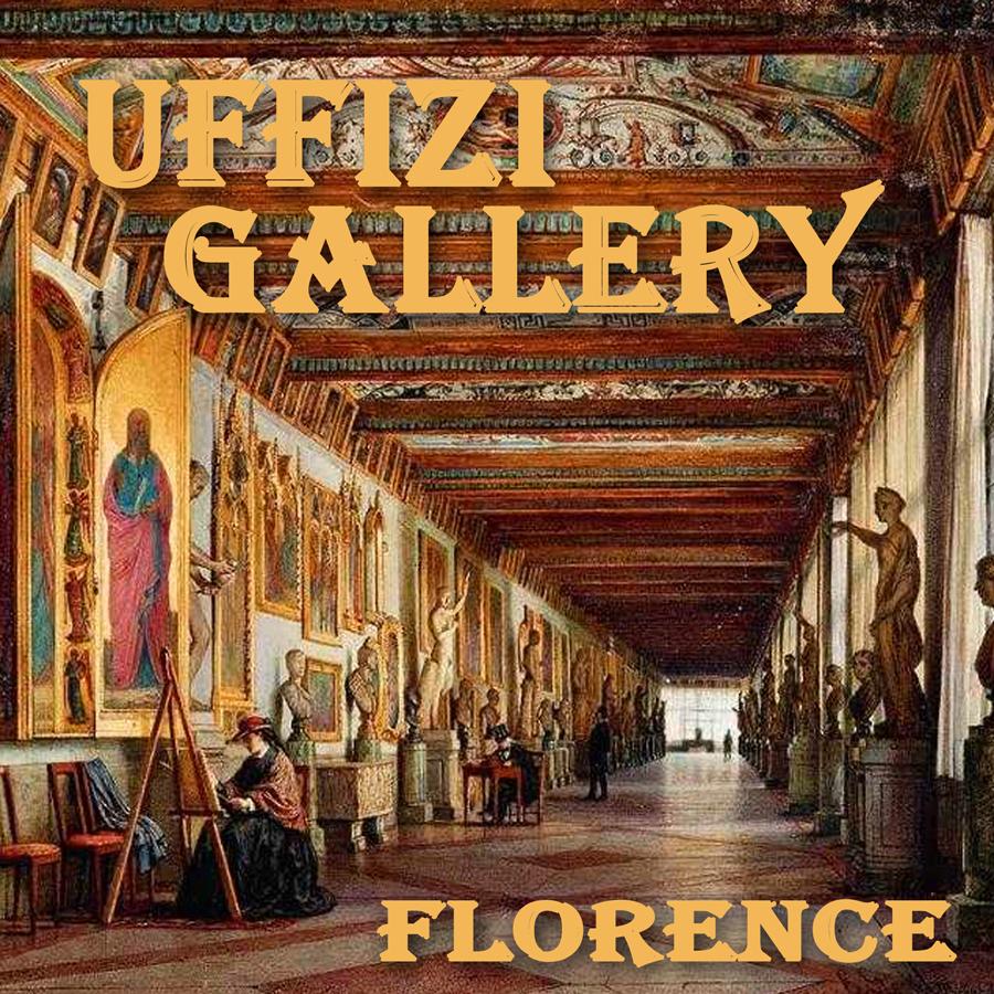 U2 - Uffizi Gallery